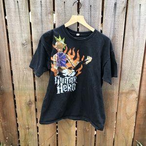 Guitar Hero Men's Graphic Shirt